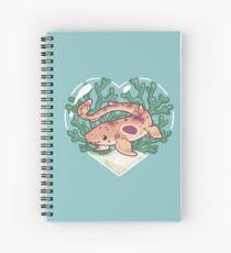 SIP, the Epaulette Shark Spiral Notebook