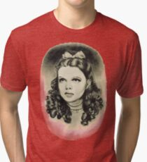 Dorothy wizard of oz Tri-blend T-Shirt