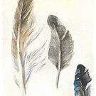Plumage by Yana Art