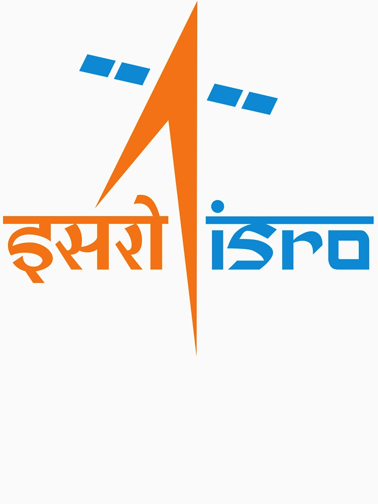 ISRO (Indian Space Research Organization) Logo by the-elements