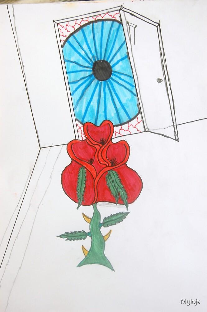 Rose by Mylojs
