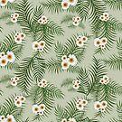 Vintage Jungle Pattern  by designdn