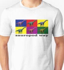 Sauropod way T-Shirt