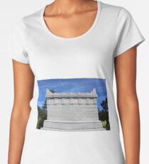 Tomb of the Unknown Civil War Dead Women's Premium T-Shirt
