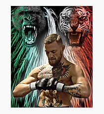 Notorious Conon McGregor Beasts Inside Photographic Print