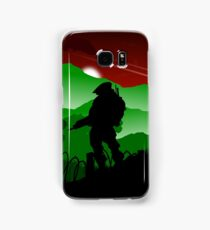 future war fare conflict is NOW Samsung Galaxy Case/Skin