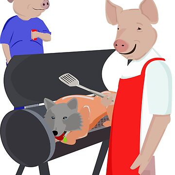 BBQ Pig Roast by mlubbe