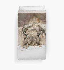 Whose The Pretty Puppy? Duvet Cover