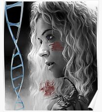 Helena - Orphan Black Poster