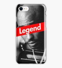 TUPAC LEGEND DESIGN iPhone Case/Skin