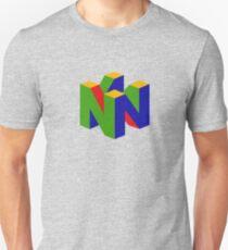 Retro Nintendo Logo T-Shirt