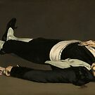 Edouard Manet The Dead Toreador by Rich Anderson