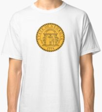 Seal of Georgia  Classic T-Shirt