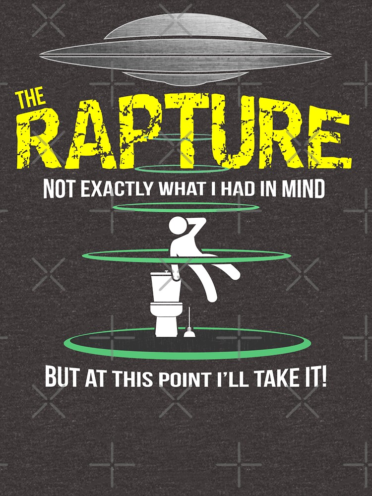 Rapture AKA Alien Abduction - Funny Alien and UFO by SuckerHug