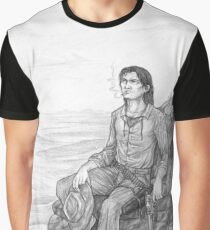 Roland of Gilead - The Gunslinger Graphic T-Shirt