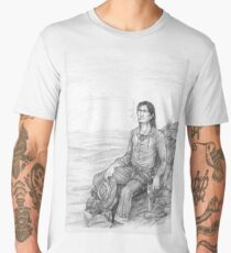 Roland of Gilead - The Gunslinger Men's Premium T-Shirt
