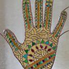 Mehndi Hand (1) by Neil Witney