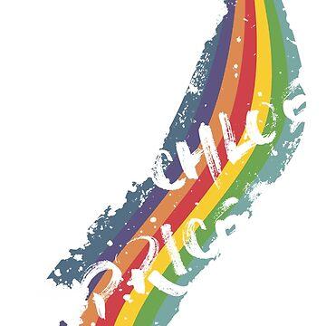 Chloe Price Rainbow by Conradz