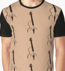Doghouse Bass without house... Graphic T-Shirt
