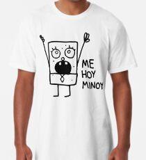 Camiseta larga Bob Esponja: Doodlebob