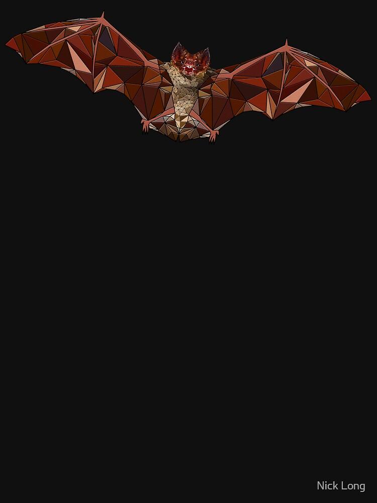 Bat Geometrical  by Tractorjaws
