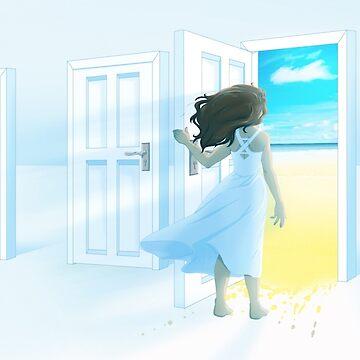 Door by scarlet-neko