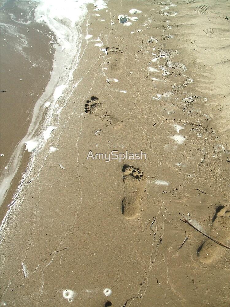 Footprints 2 by AmySplash