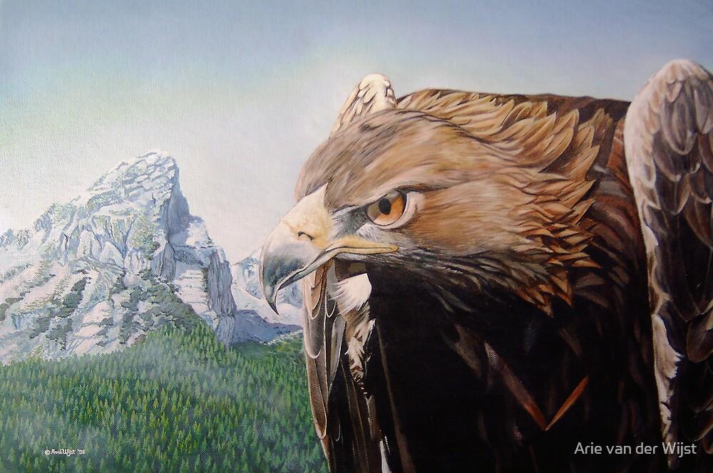 The Hunter by Arie van der Wijst