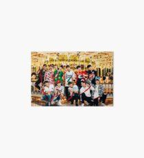 Wanna One go Carrousel Art Board