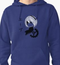 Automata Pullover Hoodie