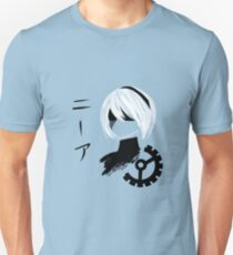 Camiseta unisex Automata