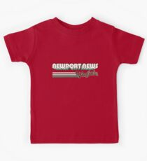 Newport News, VA | City Stripes Kids Clothes
