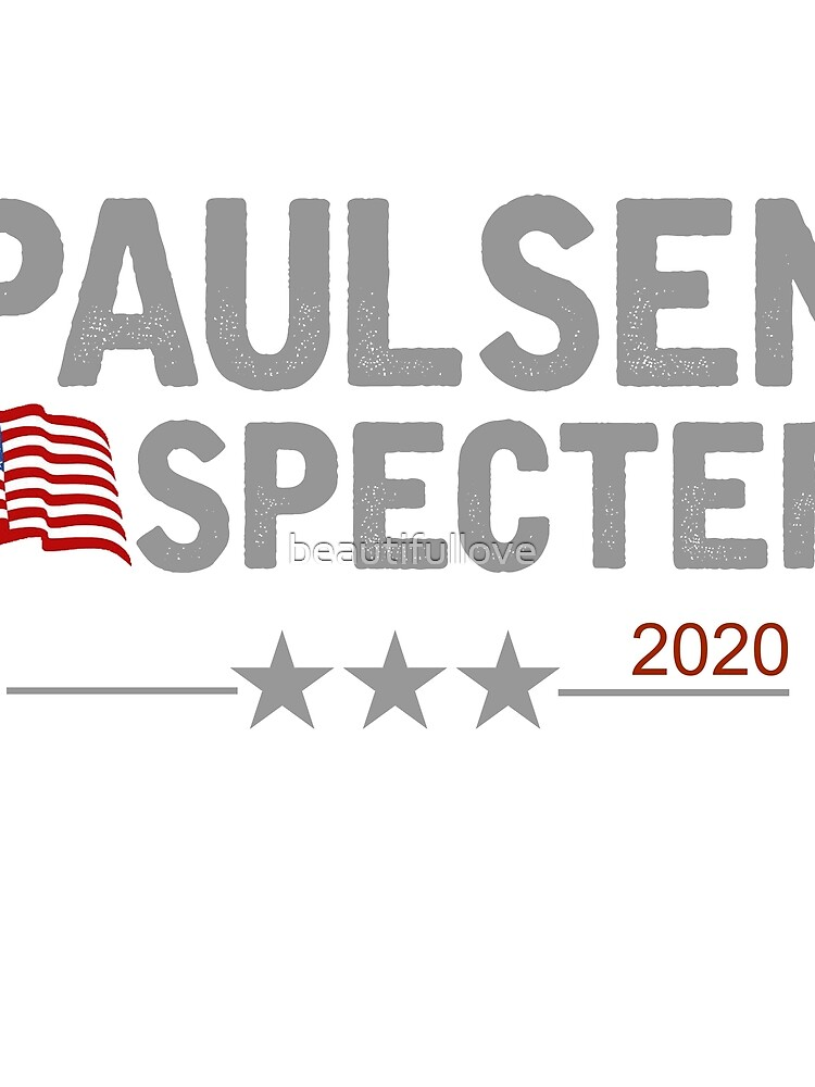 Paulsen/Specter by beautifullove