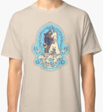 Bigfoot's Big Day - Wedding of Sasquatch & Unicorn Classic T-Shirt