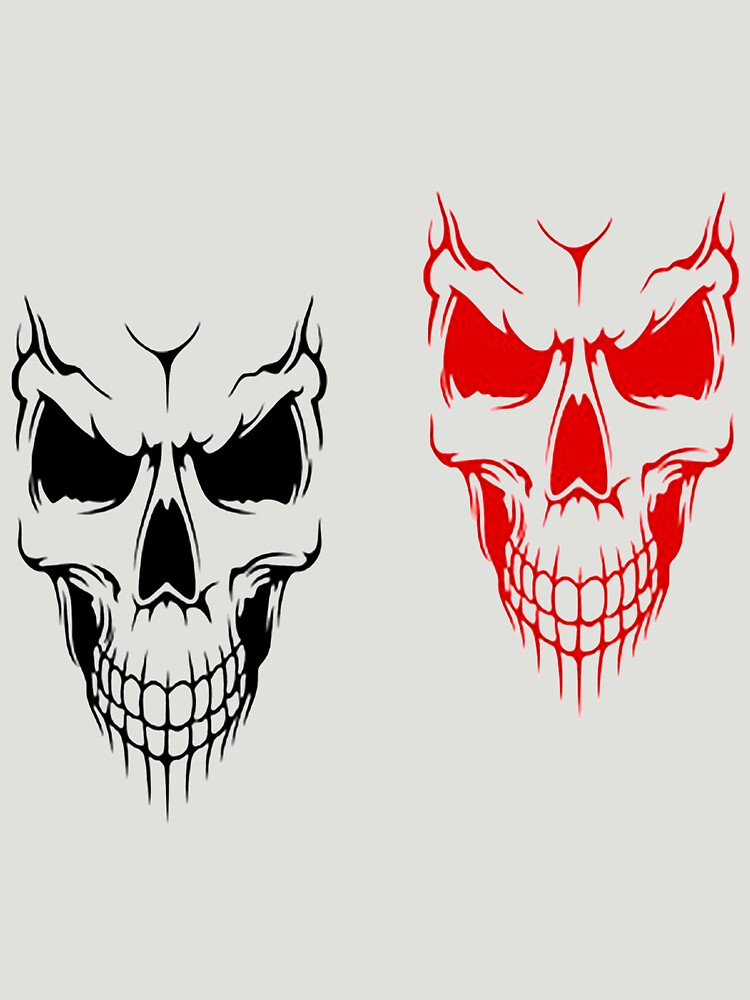 DOUBLE SKULL by cordmarcos