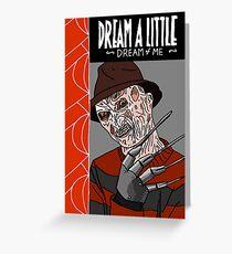Dream a Little Dream Greeting Card