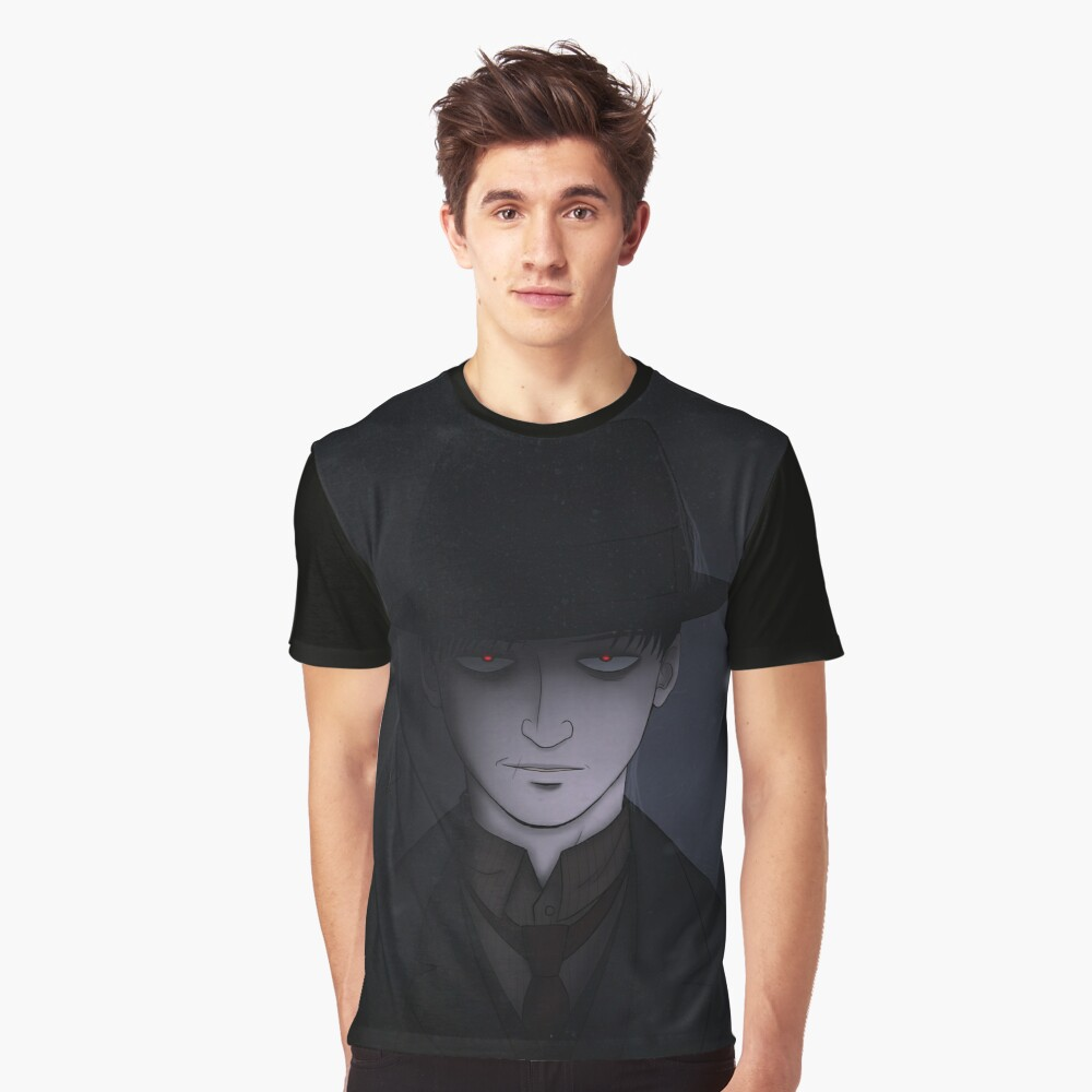 Daniel Groth Graphic T-Shirt Front