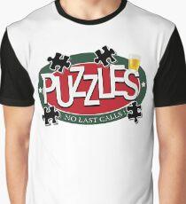 PUZZLES BAR - NO LAST CALLS! Graphic T-Shirt
