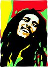 Robert Nesta Marley by colourfreestyle