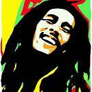 Robert Nesta Marley by colourfreestyle