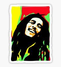 Robert Nesta Marley Sticker