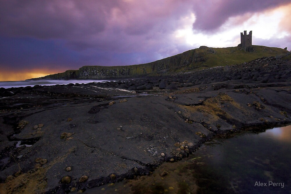 Dunstanburgh by Alex Perry