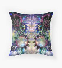 interplanetary Throw Pillow