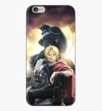 Fullmetal Alchemist: Elric Brothers iPhone Case