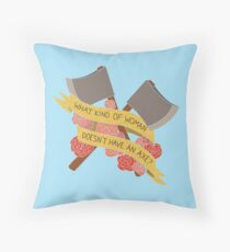 what kind of woman (brooklyn 99) Throw Pillow