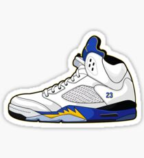 Nike Air Jordan's 23  Sticker