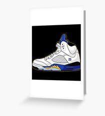 Nike Air Jordan's 23  Greeting Card