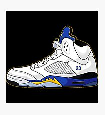 Nike Air Jordan's 23  Photographic Print