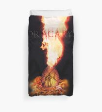 Dracarys Game Of Thrones Duvet Cover