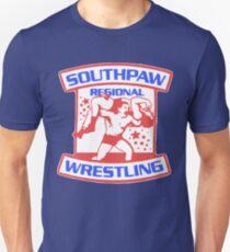 Southpaw Regional Wrestling USA  Unisex T-Shirt